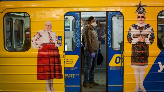 Через посилення карантину в Києві метрополітен скоригує свою роботу