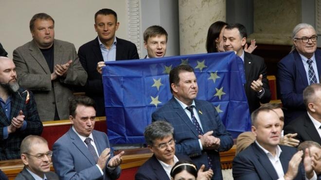 Верховна Рада закликала НАТО розпочати процедуру надання ПДЧ на саміті в Лондоні