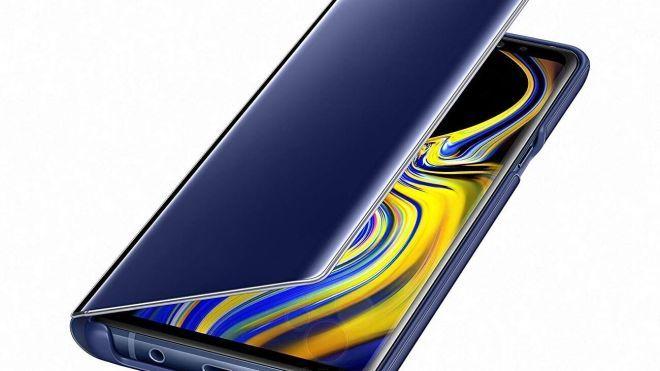 Samsung представил Galaxy Note 9. Продажи смартфона стартуют в конце августа