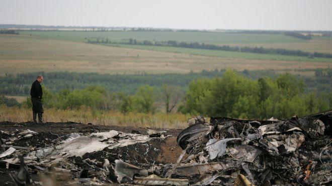 Россия заявила, что ракета, которой сбили MH17 на Донбассе, принадлежала Украине. А построили ее в СССР при Горбачеве