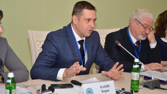 Екс-постпред президента в АРК Бабін розкриє причини свого звільнення після скасування воєнного стану