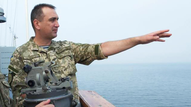У командувача ВМС ЗСУ Неїжпапи виявили коронавірус