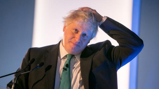 Борис Джонсон выиграл в первом туре выборов лидера Консервативной партии