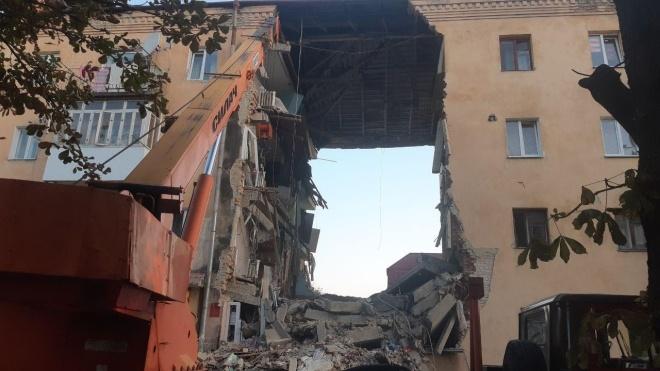 На Львовщине из-за взрыва газа обрушилась часть жилого дома. Есть погибшие и раненые