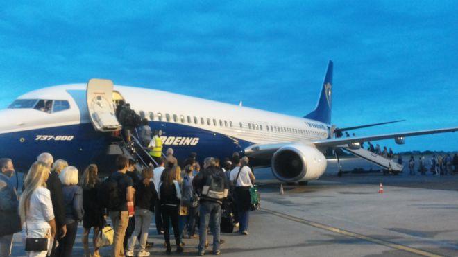 Крупнейшая забастовка в истории Ryanair: отменены 400 рейсов, не смогли вылететь 55 тыс.пассажиров