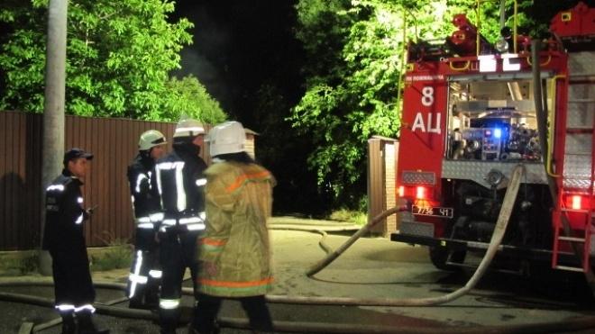Шесть человек погибли во время пожара в Одесской психиатрической больнице. Зеленский поручил провести расследование