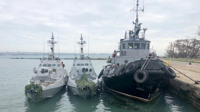 Капітан «Нікополя» Богдан Небилиця заявив російським слідчим, що вважає себе військовополоненим