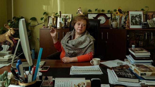 «Я не брала ответственность за страну, а вы взяли». Большой профайл главного редактора «Зеркала недели» Юлии Мостовой