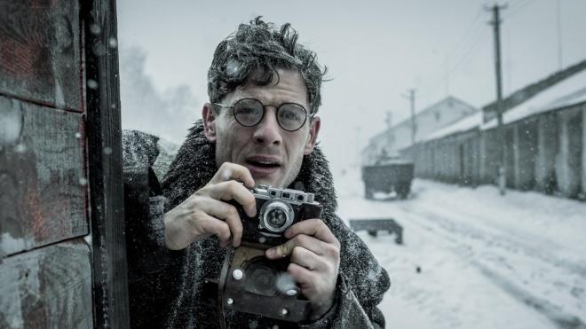 На Берлинском кинофестивале состоится премьерный показ украино-польского исторического триллера «Гарет Джонс»