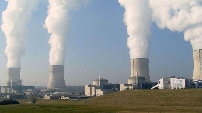 Во Франции из-за жары оставили АЭС