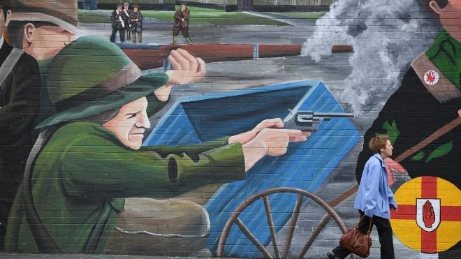 Путівник Fodor's Travel видалить із сайту інформацію про фрески Белфаста через критику