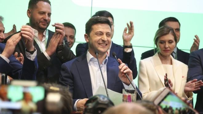 Опитування: Зеленський і «Слуга народу» — лідери електорального рейтингу. Підтримка Порошенка падає