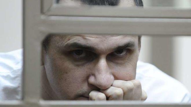 Российские власти не приняли ходатайство о помиловании Сенцова