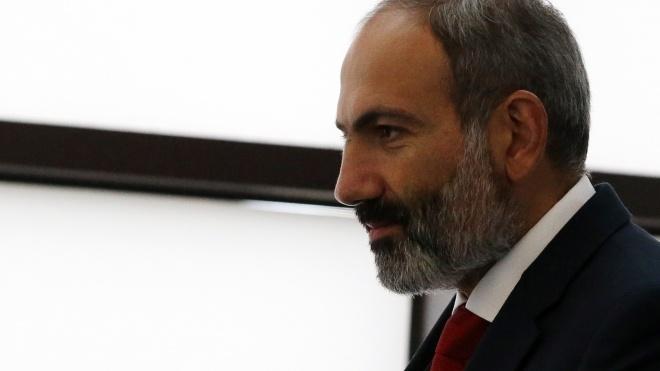 Пашинян подав у відставку з поста прем'єр-міністра Вірменії