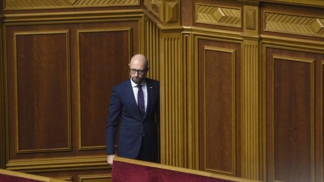 «Падло таке в окулярах нахабне». Арсеній Яценюк дав виданню «Цензор.нет» тригодинне інтерв'ю про Порошенка, Тимошенко і себе. Переказуємо в одному абзаці