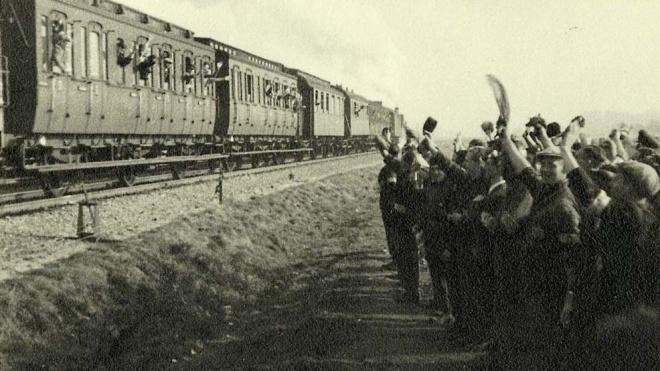 Нидерландская железная дорога выплатит €50 млн жертвам Холокоста. В годы войны она перевозила евреев в концлагеря