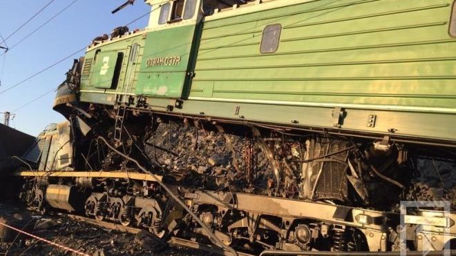 Два поїзди зіткнулись у Кривому Розі. Загинуло троє людей