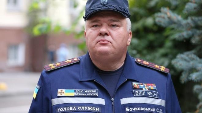 Екс-глава ДСНС Бочковський отримав півмільйона гривень компенсації за те, що його затримали на засіданні Кабміну