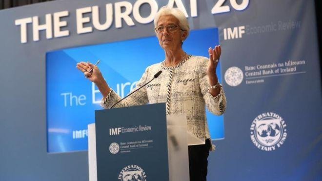 МВФ прогнозирует существенный спад экономики Великобритании, если она не договорится с ЕС об условиях Brexit