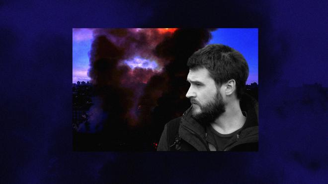 Поэта Андрея Хаецкого следствие считает виновным в пожаре в одесском колледже. В Одессе и Киеве — протесты в его защиту. Что происходит?