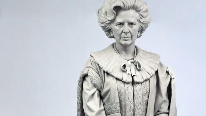 Статую Маргарет Тэтчер установят в ее родном городе вместо Лондона