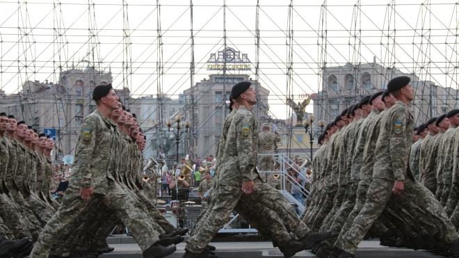 У «Слузі народу» заявили, що можуть скасувати обов'язковий військовий призов з 2023 року