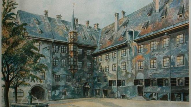 Перевірка картин Гітлера на справжність зірвала аукціон в Нюрнбергу