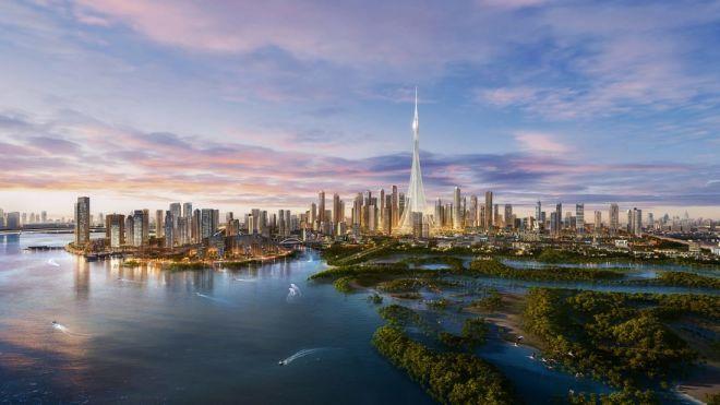 В Дубае построят торговый центр площадью более 100 футбольных полей