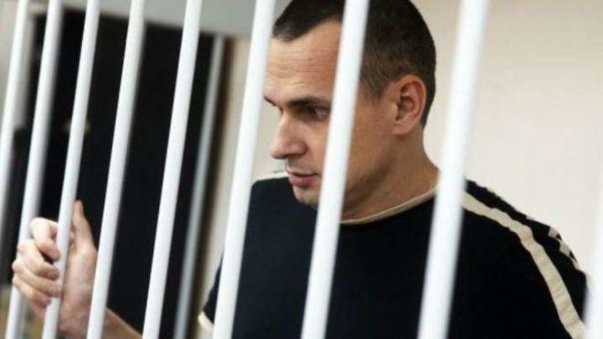 Сестра Сенцова: Олег почти не встает и написал, что конец близко