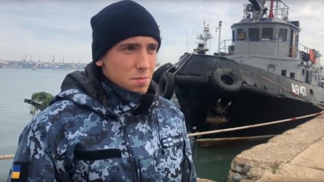 Отец пленного моряка Цибизова: Сын звонил из российского плена, сказал только два слова