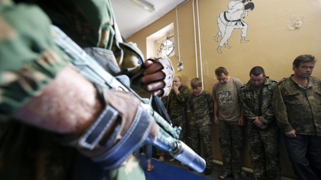 Из Луганска на подконтрольные Украине территории переместили 42 заключенных. Они хотят отбывать свой срок в украинских тюрьмах