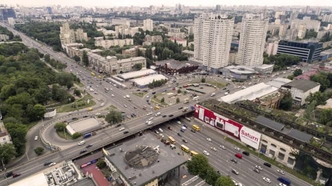 «У перші дні буде пекло на дорогах». На початку листопада знесуть Шулявський шляхопровід