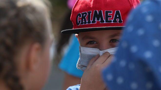 В Крыму неуклонно растет количество случаев коронавируса. Оккупационные власти вводят новые ограничения
