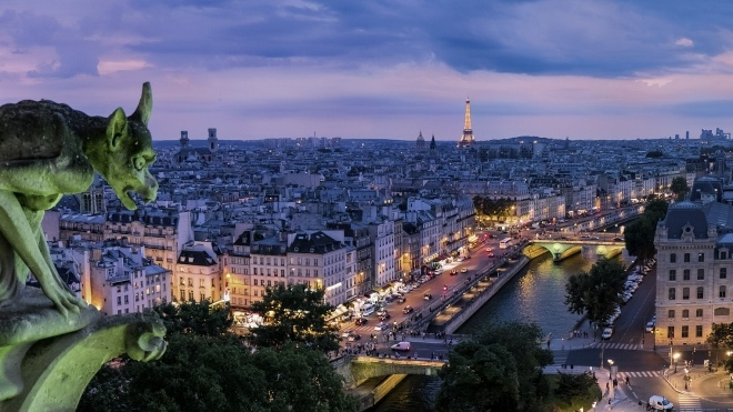 Французька авіакомпанія запускає прямі рейси з Києва в Париж