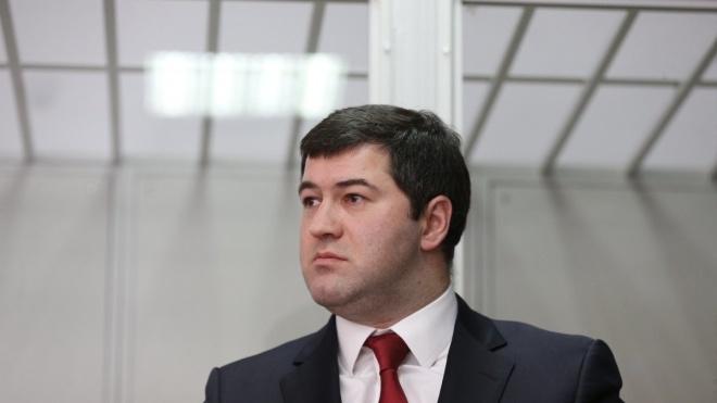 Суд відмовився послабити запобіжний захід ексголові фіскальної служби Насірову