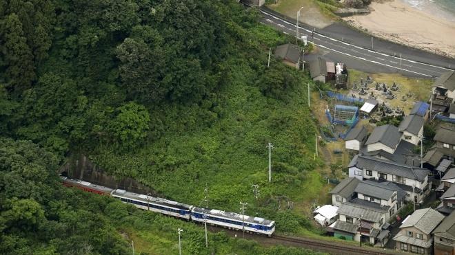 У берегов Японии произошло землетрясение, объявлена угроза цунами