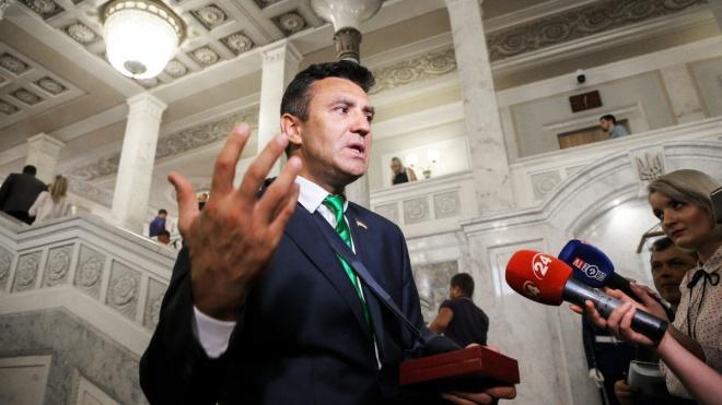Нардепы Тищенко и Куницкий подрались в столовой Рады — они обвинили друг друга в «хайпе» и коррупции