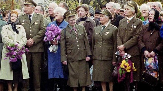 Рада погодилась надати статус учасника бойових дій ветеранам УПА та ОУН