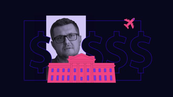 Американський адвокат витратив 100 тисяч доларів, сподіваючись отримати посаду в українському уряді. І не отримав