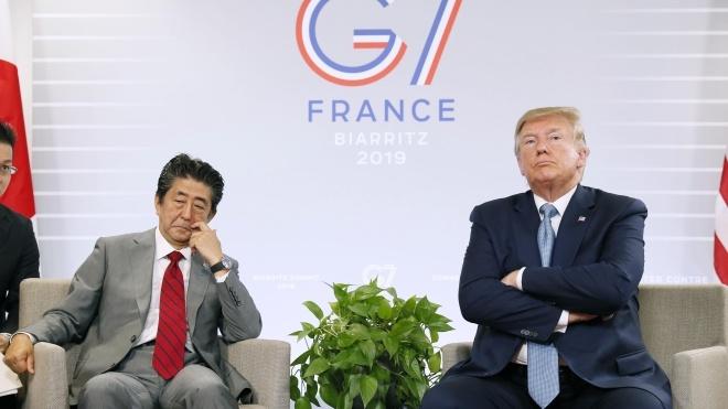 The Guardian: Трамп посварився з лідерами G7 через Росію