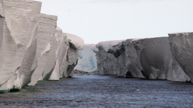 В Антарктиде тает шельфовый ледник размером с Францию
