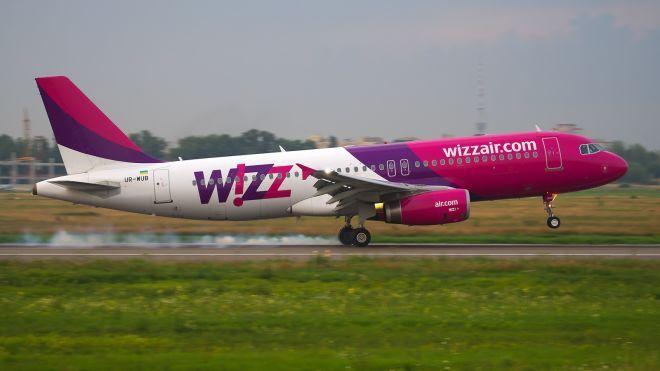 Wizz Air запускает пять новых маршрутов из Украины в Германию, Латвию и Данию