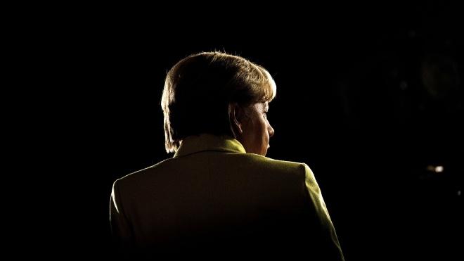 Меркель выругалась на конференции. Она сказала слово, которого нет в немецком языке