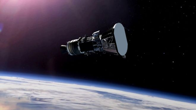 NASA перенесла запуск первого солнечного зонда с именами людей