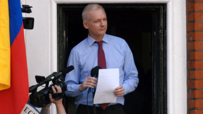 Ассанж заявив, що Еквадор виживає його з посольства і збирається передати США