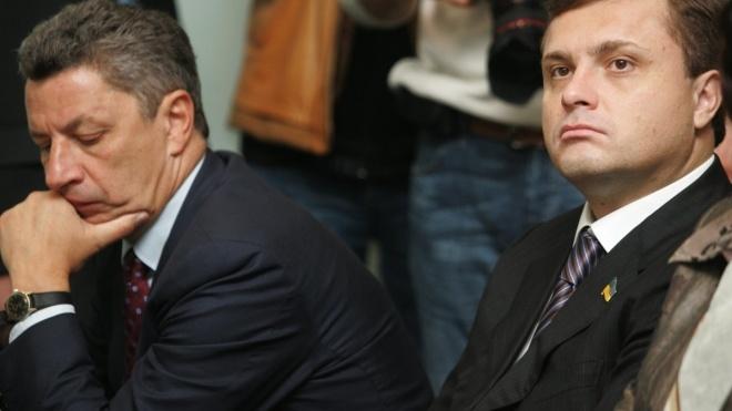 Бойка та Льовочкіна виключили з фракції «Опозиційного блоку» у Верховній Раді