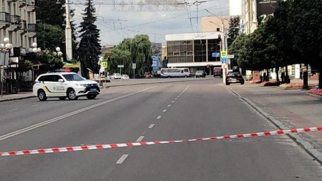 Захват автобуса в Луцке: троих заложников удалось освободить