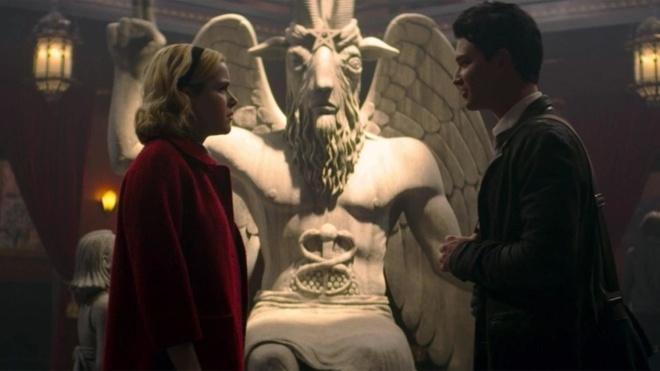 Сатанисты отсудили $50 млн у Netflix и Warner Bros за использование оккультной символики