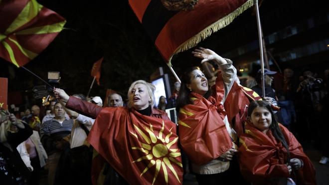 Референдум про перейменування Македонії визнали недійсним. На нього прийшла лише третина виборців