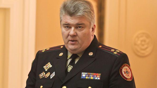 Суд восстановил Бочковского на посту главы ГСЧС. Ему должны выплатить полмиллиона гривен заработной платы
